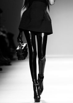 Strangely compelling, Les Copains Fall 2010 RTW SC | SC on Facebook