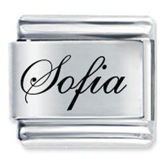 -Name-Sofia-Italian-Charms-Laser-Italian-