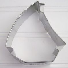 Sailboat Cookie Cutter by LaurelArts
