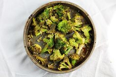 Need a simple, easy, and tasty way to prepare your veggies? Try this Roasted Lemon Garlic Broccoli recipe from Eat Real Healthy Food.