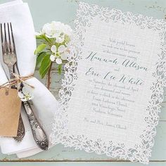 A Beautiful Wedding Invitation 30-40% OFF! Promo Code 30OFFORDER +ship&tax  40% off most orders over $500 CLICK LINK Please message me as I miss comments. I love to help!