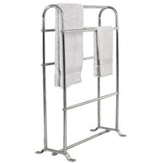 30% OFF - Miller Freestanding Bathroom Towel Horse  http://www.bucksme.com/product/miller-freestanding-bathroom-towel-horse/  Retailer: Philip Morris & Son