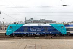 Trains, Railways and Locomotives: Railcolor.net