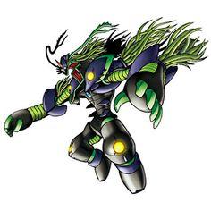Algomon Ultimate - Wikimon - The #1 Digimon wiki