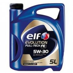 Elf Evo. Full-Tech FE (Solaris DPF) 5W-30 5L