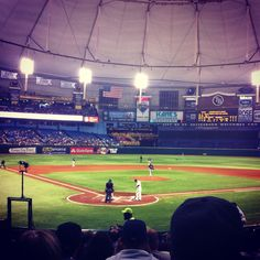 Tampa Bay Rays :)