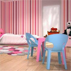 Mini Me!  Rita & Julieta kids chair & table