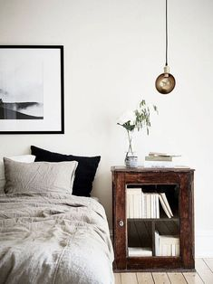 Home Interior Wood The Scandinavian Take on a Greige Palette - NordicDesign.Home Interior Wood The Scandinavian Take on a Greige Palette - NordicDesign Home Decor Bedroom, Scandinavian Design Bedroom, Interior Design, Bedroom Decor, Home Remodeling, Bedroom Interior, Cheap Home Decor, Interior, Home Decor