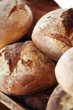 Boules de pain de campagne ....