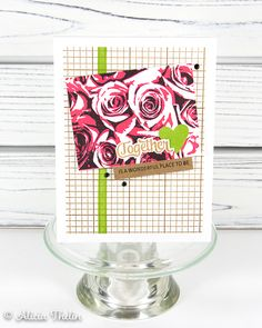 Dejavu Concord And 9th, Greeting Cards Handmade, Cas, Cardmaking, Stampin Up, Paper Crafts, Tissue Paper Crafts, Paper Craft Work, Stamping Up