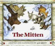Free activities to go with The Mitten