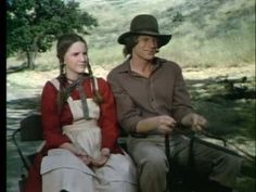 Little House on the Prairie - Laura and Almanzo