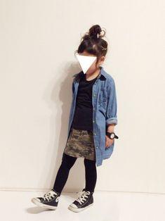 yuuuna|GLOBAL WORKのワンピースを使ったコーディネート