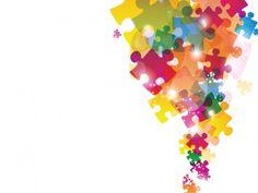 dot art powerpoint template | hope presentation | pinterest | dots, Powerpoint templates