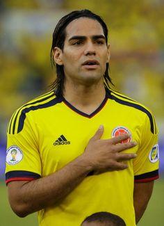 Falcao Garcia-futbolista