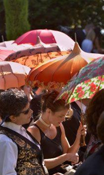 Bella Umbrella is hidden on a side street in Ballard and offers the most beautiful umbrellas!