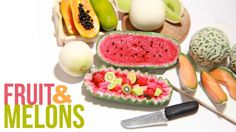 how to: melons