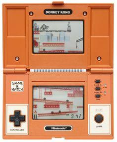 Donkey-Kong - Game & Watch
