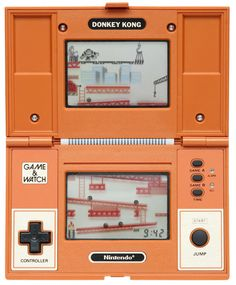 Donkey-Kong - Game & Watch