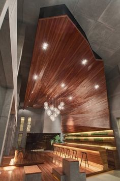 ♂ Commercial space design in Yiwu China- the world biggest small good market. Lahas Zone by CROX International Designer Lin Believes,that the principles of green design is in the recyled use of the property and how to utilise an abandoned building undergoing a program change to it's full potential.