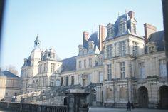 Chateau Fontainebleau, Paris