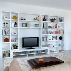 Beautiful Built In Contemporary Home Entertainment Center | Contemporary  Wall Units And Home Entertainment Centers | Pinterest | Contemporary, Built  Ins And ...