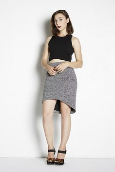 Perfect for Petites | Adela Mei Petite Clothing  Boutique | Wildfire Skirt