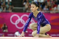 Kayla Ross, who won a gold medal with the U.S. women's gymnastics team, has Japanese, African American, Filipino and Puerto Rican heritage.