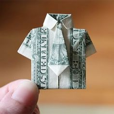 Money Oragami