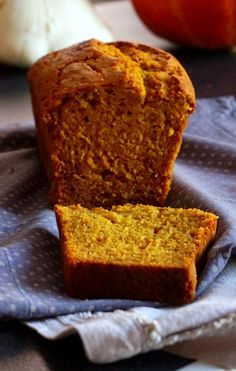 Cake au potimarron - Rappelle toi des mets