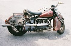 1940 Indian Model 440