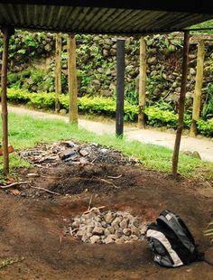 Underground Food and Cooking in Fiji #lovo #traditionalcooking #fiji #fijianfood