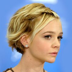 Short Braided Hairstyles You're Going To Love - When you have short hair, it can feel like all the cool styles are permanently out of your reach—but we here at Daily Makeover know better. We've rounded up the coolest, most chic short braided hairstyles that you're going to fall in love with. Click through and see our favorite styles, as well as how to get them out of your dreams and onto your head!