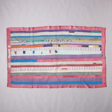 ONE-OF-A-KIND KAYA QUILTED THROW