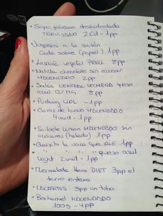 Sil gonzalea Bullet Journal, Eating Clean, Meals, Food Items