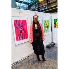@tabatapfashion is one of the amazing artists showcasing their work at the 'Contemporary African Art Fair' that is currently taking place in Hamburg. More info & photos on my Blog. . . . . . . . . . .  #oriwodesign #hamburg #art #artwork  #iloveart #sculpture #kunst #kunstwerk #artfair #africancontemporaryart #artlovers #exhibition #africanart #artgallerie #modernart #vernissage #artlover #blogger_de #lifestyleblogger_de #lifestyleblog #artgallery #gallery #Kunstausstellung…