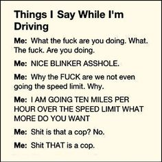 I totally do this!