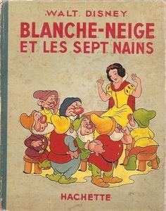 Walt Disney (Hachette) Silly Symphonies -13- Blanche Neige et les 7 nains
