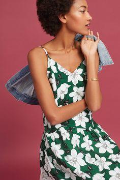 Lawn Party Midi Dress