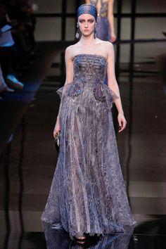 Armani Privé haute couture printemps-été 2014