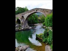 Cuaderno de viaje de verano en familia, el quinto día visitamos dos lugares con historia en Asturias, Cangas de Onís y Covadonga