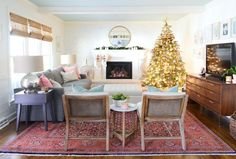 Holiday House Tour 2017 | Young House Love