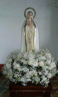 bella entre las flores más bellas, Nuestra Señora de Fatima