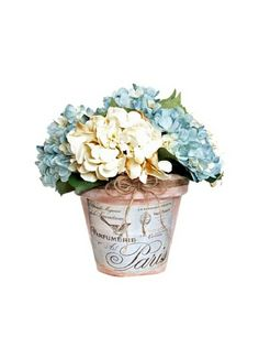Blue Hydrangea Clay Pot, http://www.myhabit.com/redirect?url=http%3A%2F%2Fwww.myhabit.com%2F%3F%23page%3Dd%26dept%3Dhome%26sale%3DA22SFKI844QOBB%26asin%3DB00BIXIWVC%26cAsin%3DB00BIXIXJS