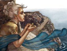 Fan Arts of Daenerys