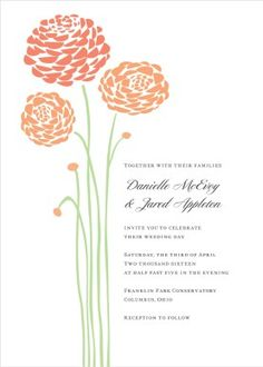 Wedding templates for invitations and more