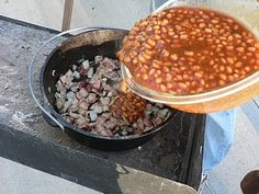 Dutch Oven Baked Beans | Tasty Kitchen: A Happy Recipe Community!