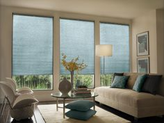 How to design the bedroom window treatments? Cozy Modern Contemporary Window Treatments With Mid Century Modern Sofa Contemporary Large Living contemporary bedroom window treatments Living Room Blinds, Window Treatments Living Room, House Blinds, Living Room Windows, Blinds For Windows, Curtains With Blinds, Window Blinds, Picture Window Treatments, Unique Window Treatments