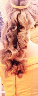 Belle's Hair
