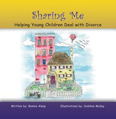 This lighthearted explanation voiced by a young child living in two homes, validates a common situation that many children experience. The illustrations and text are a perfect mix of humor and sensitive information that makes an excellent start for discussion.    Gail Millar- Elementary School Teacher